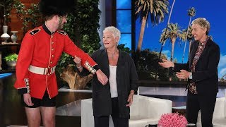 Video Dame Judi Dench on If She'd Be Into a Relationship with a Younger Man MP3, 3GP, MP4, WEBM, AVI, FLV April 2018