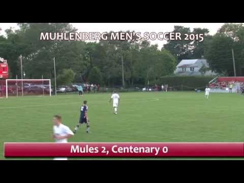 (9/1) Muhlenberg men's soccer vs. Centenary