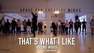 Sandra Brunnich & Tobias Ellehammer Choreography / That's What I Like - Bruno Mars (Remix)