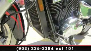 9. 2005 Honda Shadow - Sherman Powersports - Sherman, TX 75090