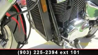 7. 2005 Honda Shadow - Sherman Powersports - Sherman, TX 75090