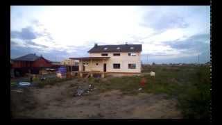 Строительство дома. Неделя 16