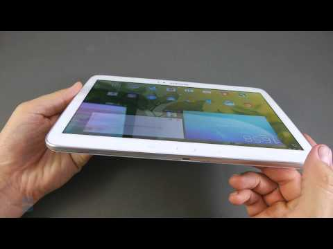 Samsung Galaxy Tab 3 10.1 hands-on: Intel inside
