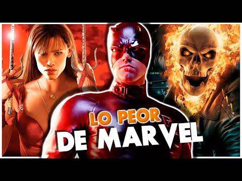 Te Lo Resumo   Las 3 Peores Adaptaciones de Marvel Así Nomás