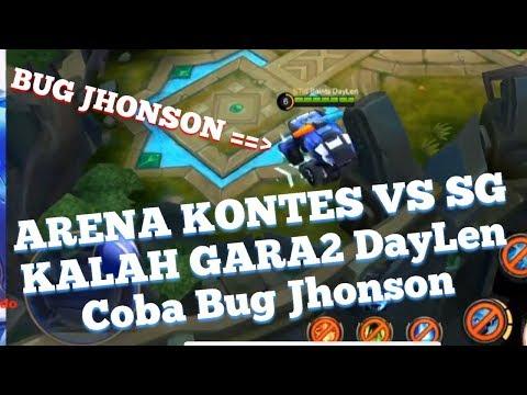 Bug Jhonson Muter - Muter Bikin Keren