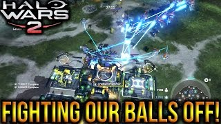Halo Wars 2 - Doom Lost His Main But It Ain't Over! (3v3) * * Subscribe for new secret hidden halo wars 2 HW glitches easter eggs rush strategy 3v3 2v2 1v1 g...
