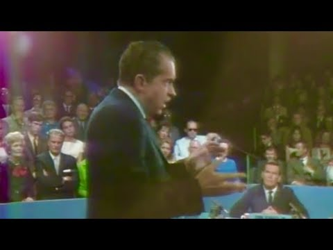 """Reel America: """"The Nixon Answer: Southern Town Hall"""" - PREVIEW"""