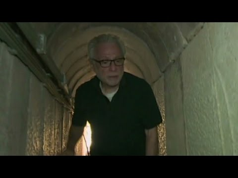 tunnel - CNN's Wolf Blitzer goes inside one of Hamas' tunnels near the Gaza border with Israel.
