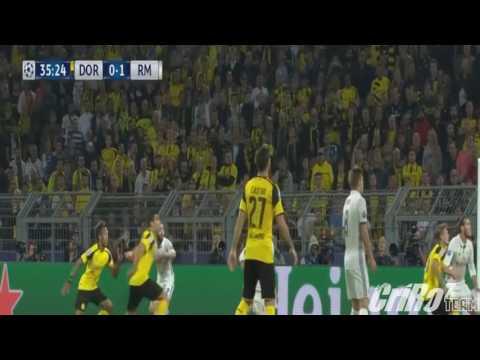Borussia Dortmund vs Real Madrid 2 2      All Goals  u0026 Extended Highlights      UCL 27  09  2