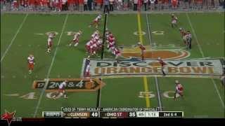 Tajh Boyd vs Ohio State (2013)