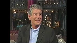 Video Anthony Bourdain Collection on Late Show, 2000-2011 MP3, 3GP, MP4, WEBM, AVI, FLV November 2018