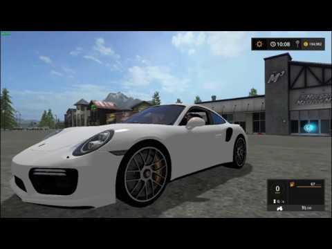 2018 Porsche 911 turbo S v1.0