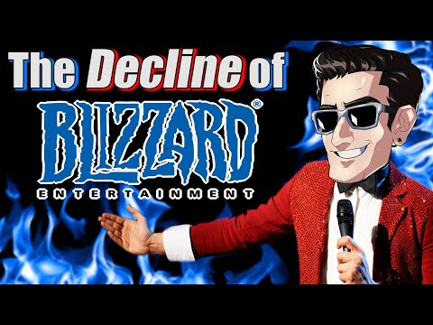 The Decline of Blizzard