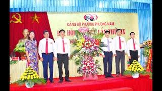 Đại hội đại biểu Đảng bộ phường Phương Nam lần thứ XIX, nhiệm kỳ 2020-2025