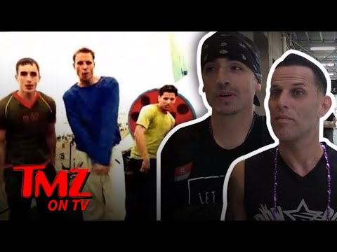 Remember LFO? They're Back On Tour! | TMZ TV