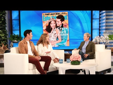 'Crazy Rich Asians' Stars Talk Groundbreaking Movie