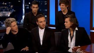 One Direction entrevista con Jimmy Kimmel Subtitulado   Completo