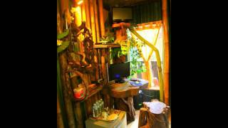 Khao Sok Tree House Resort, Bamboo Camping Tree House Www.khaosok-treehouse-1.wmv