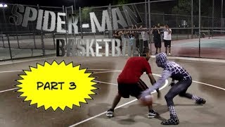Spiderman Basketball Episode 3