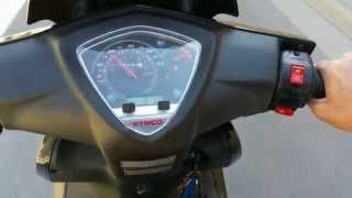 5. Kymco Super 8 stage 3 performance upgrade results