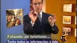 SEJA UM BOM ATENDENTE AO TELEFONE!