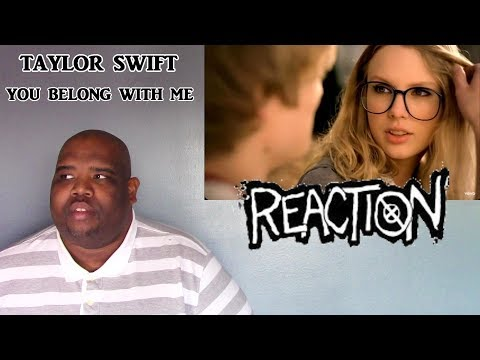 Taylor Swift - You Belong With Me - NTX React's