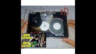 Video JARAN GOYANG ROCK GUITAR - Nella Kharisma ( iPad drum cover ) MP3, 3GP, MP4, WEBM, AVI, FLV Maret 2018