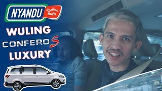 Download Video Review Mobil 170 Juta-an, Fitur Segudang! Wuling Confero S Luxury - NYANDU MP3 3GP MP4