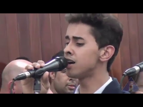 IGREJA APOSTOLICA - HINO RECONSTRUIR CORAL JOVEM/legendado