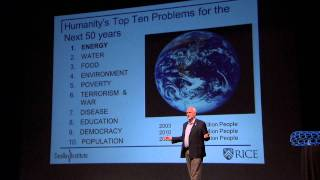 Nanotechnology and Energy-TEDxHouston