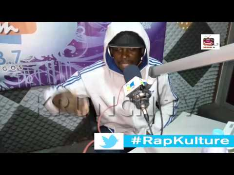 The King Modenine Murders It on Rap Kulture with Raezy