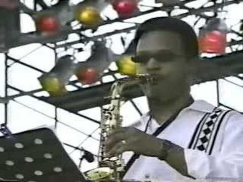 Greg Osby - Mt Fuji Jazz Festival 1995 online metal music video by GREG OSBY