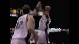 Vince Carter dunk highlights
