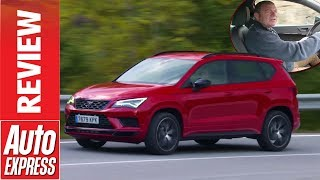 New Cupra Ateca review - how does Cupra's first solo car stack up? by Auto Express