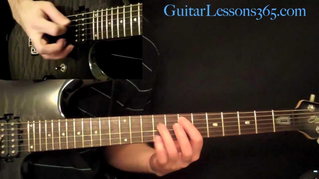 Glasgow Kiss Guitar Lesson Pt.1 – John Petrucci – Intro Section