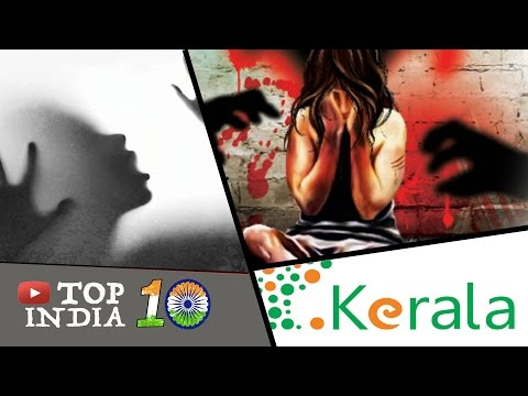 Top 10 Indian States and Territories Ranking By Crime Rate || Top10INDIA