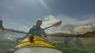 Raasay United Kingdom  City new picture : Sea Kayaking Between Skye and Raasay