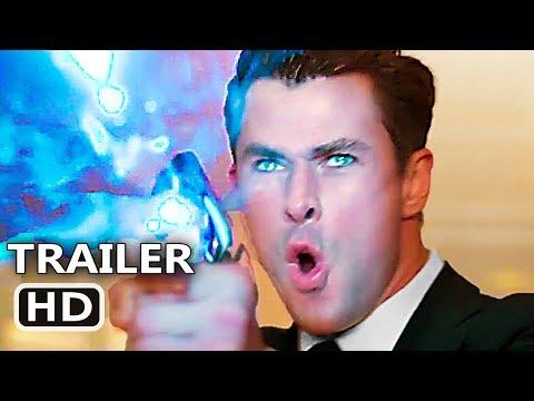 MEN IN BLACK 4: INTERNATIONAL Official Trailer (2019) Chris Hemsworth, MIB4 Movie HD