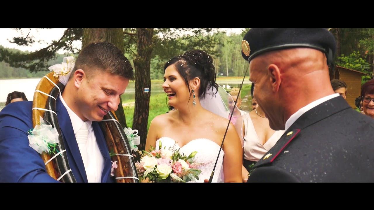 Svatební video, balíček Standard