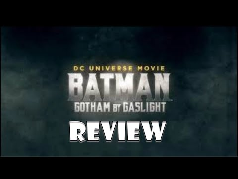 Batman: Gotham By Gaslight - 4K Blu Ray Movie Review