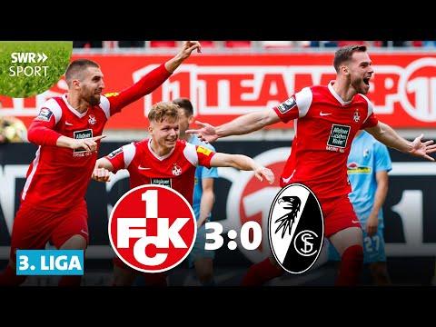 3. Liga: 3:0! FCK-Siegesserie hält auch gegen Freiburg II  an | SWR Sport