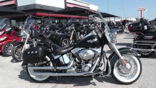 10. 046167 - 2010 Harley Davidson Softail Deluxe FLSTN - Used motorcycles for sale