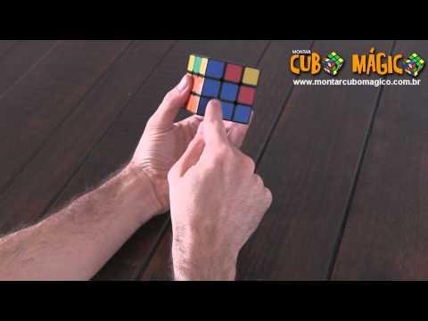 Método de Camadas - Parte 3 - Montar Cubo Mágico