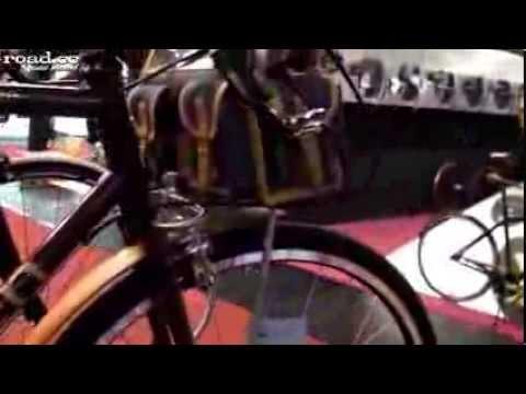 SevenEurobike show shorts: Seven Cafe Racer