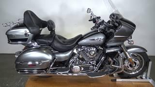 3. 2010 Kawasaki Voyager 1700