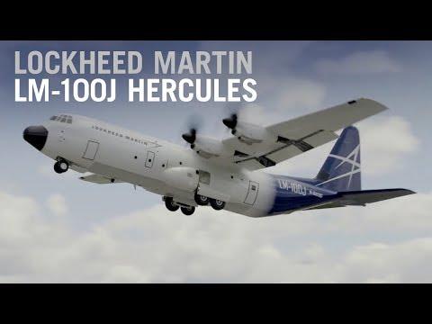 Lockheed Martin's C-130J Hercules-derived...