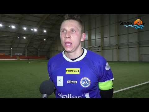 Wigry Suwałki - FK Trakai 2:1. Ariel Jakubowski przymierzył wyjściowy skład