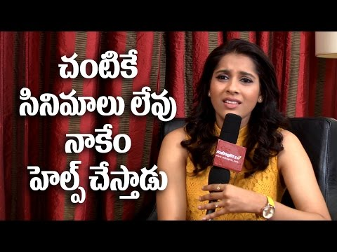 Rashmi Gautam Funny Interview on her New Movie Thanu Vachenanta !