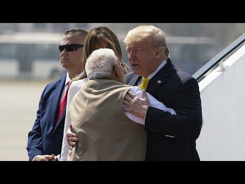 Διήμερη επίσκεψη στην Ινδία για Ντόναλντ και Μελάνια Τραμπ…