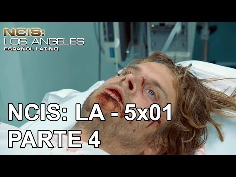 NCIS Los Angeles - Episodio 5x01 (Parte 4/13) Audio Latino - Español Latino